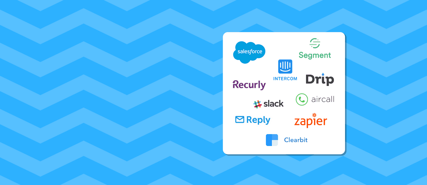Adding Salesforce CRM to an existing Tech Stack