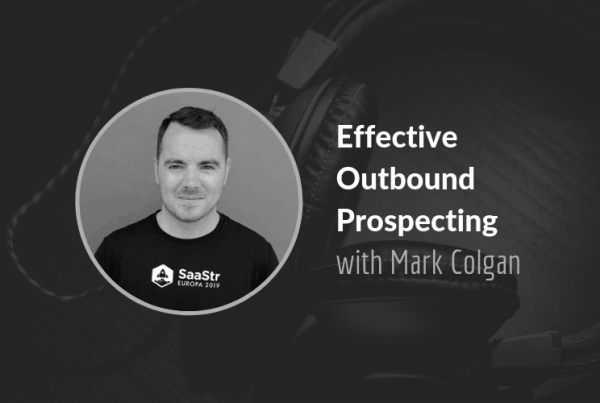Growth Marketing Toolbox - Effective Outbound Prospecting 1