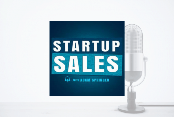 Startup Sales: How To Outbound 4