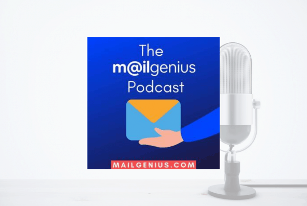 The MailGenius Podcast: Become a Cold Email MailGenius 3