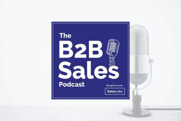 The B2B Sales Podcast: How to find triggers in cold outreach 2