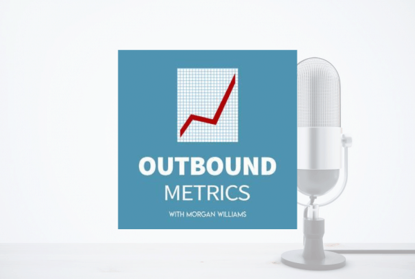 Outbound Metrics Podcast: #076: Positioning: 84% open rate, 63% reply rate, 1MM+ ARR 1