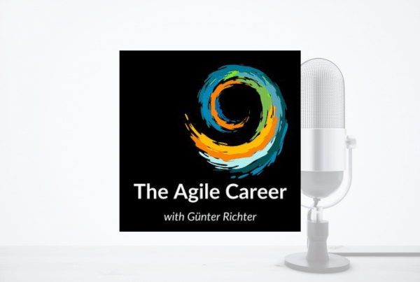 The Agile Career Podcast - Always Be Connecting 9