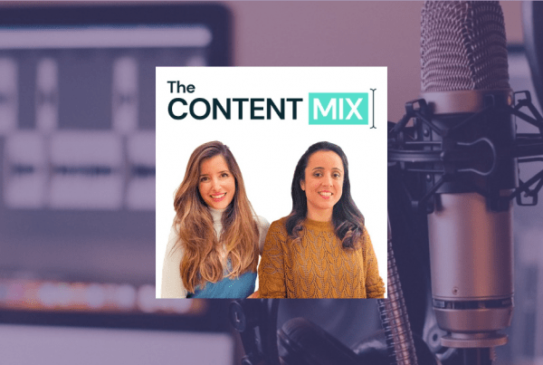 The Content Mix Podcast - Leveraging podcast interviews to gain brand awareness and inbound leads 1